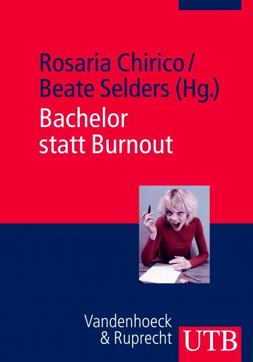 Bachelor statt Burnout cover