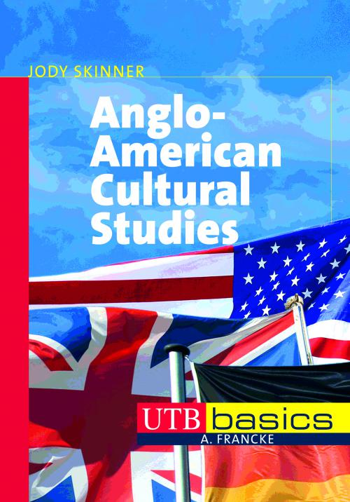Anglo-American Cultural Studies cover