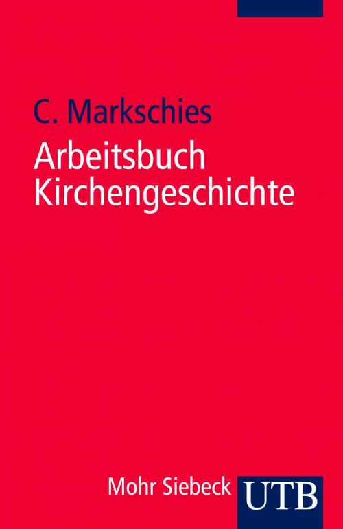 Arbeitsbuch Kirchengeschichte cover