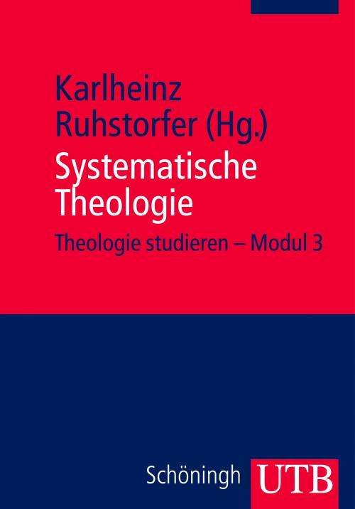 Systematische Theologie cover