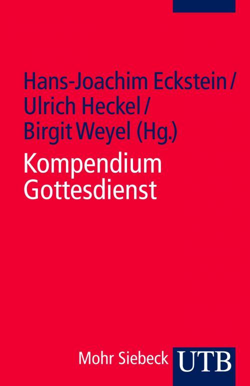 Kompendium Gottesdienst cover