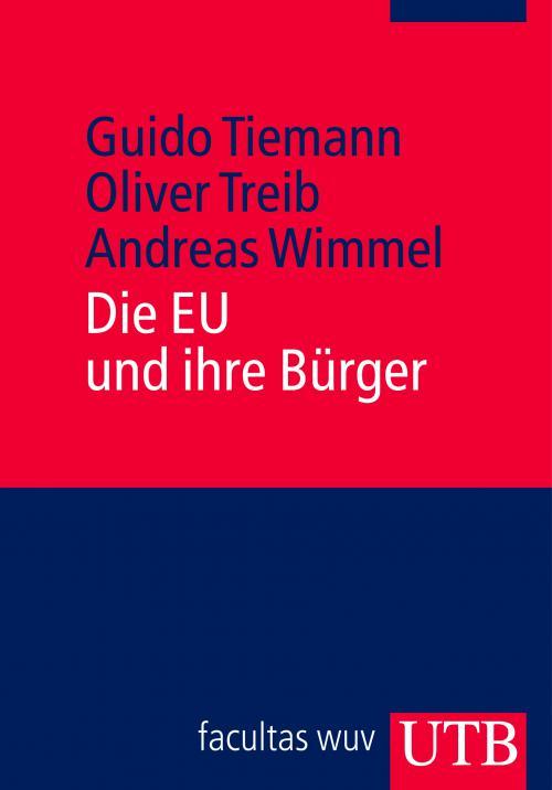 Die EU und ihre Bürger cover
