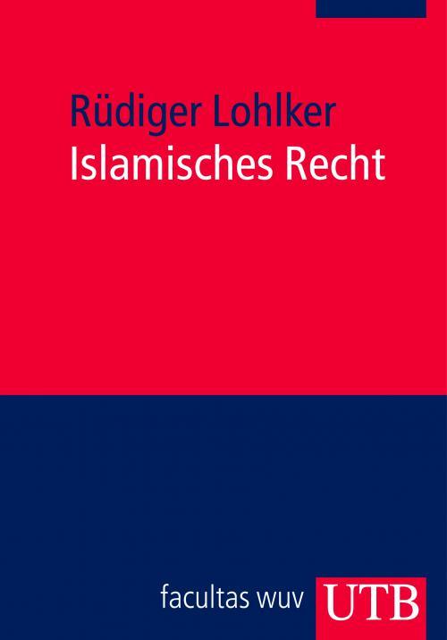 Islamisches Recht cover