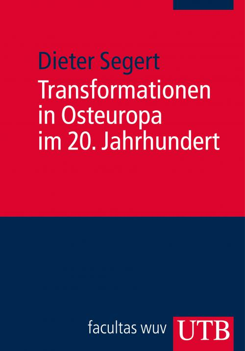 Transformationen in Osteuropa im 20. Jahrhundert cover