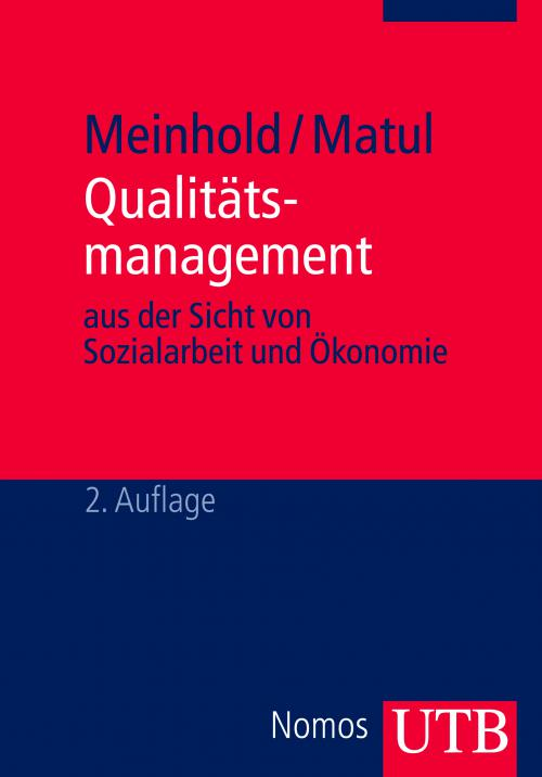 Qualitätsmanagement cover