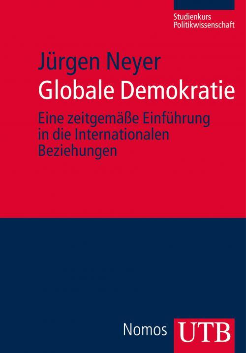 Globale Demokratie cover
