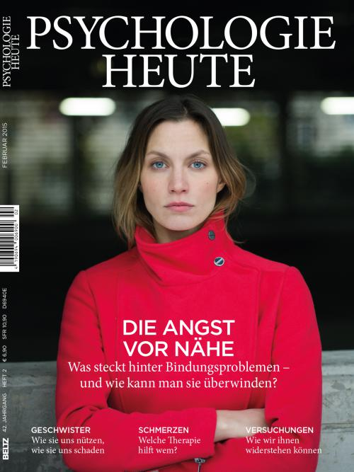 Psychologie Heute 2/2015 cover