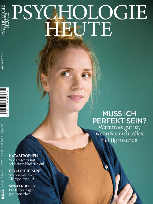 Psychologie Heute 1/2015 cover
