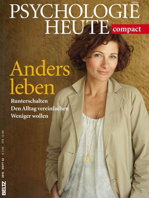 Psychologie Heute Compact 42 cover