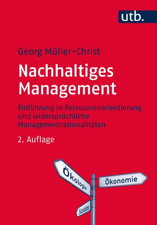 Nachhaltiges Management cover