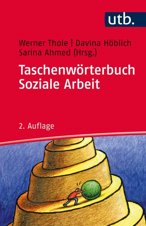 Taschenwörterbuch Soziale Arbeit cover
