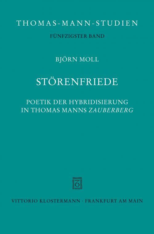 Störenfriede cover