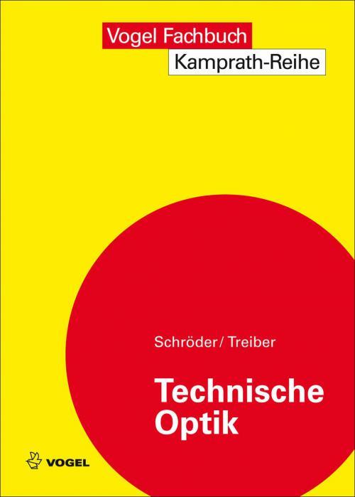 Technische Optik cover