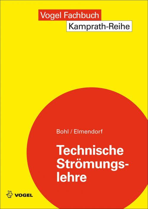 Technische Strömungslehre cover