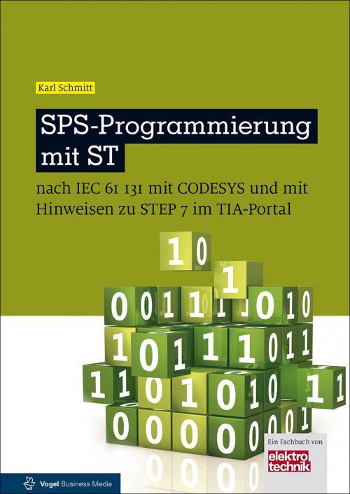 SPS-Programmierung mit ST cover