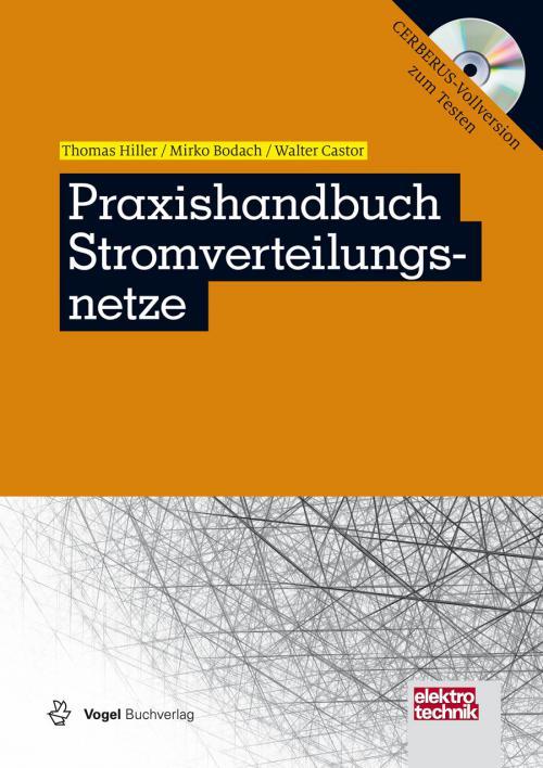 Praxishandbuch Stromverteilungsnetze cover