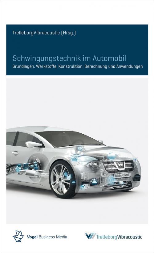 Schwingungstechnik im Automobil cover