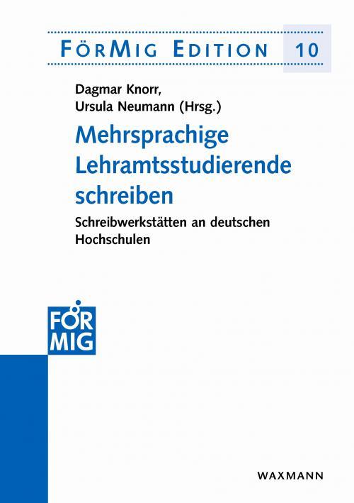 Mehrsprachige Lehramtsstudierende schreiben cover