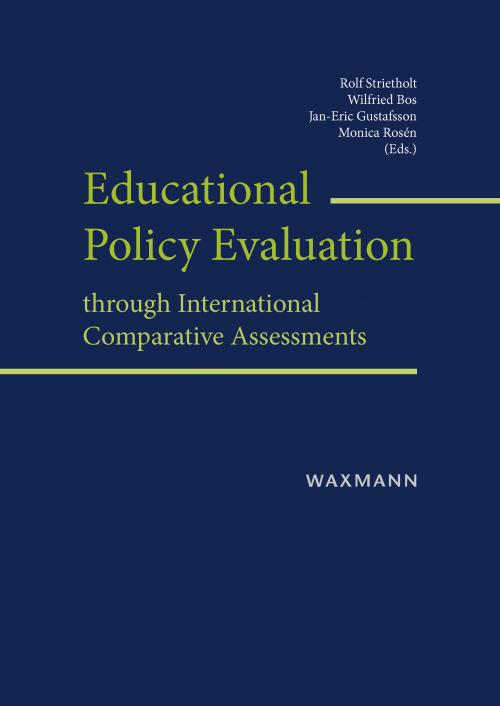 Educational Policy Evaluation through International Comparative Assessments cover