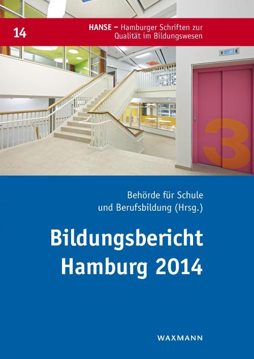 Bildungsbericht Hamburg 2014 cover