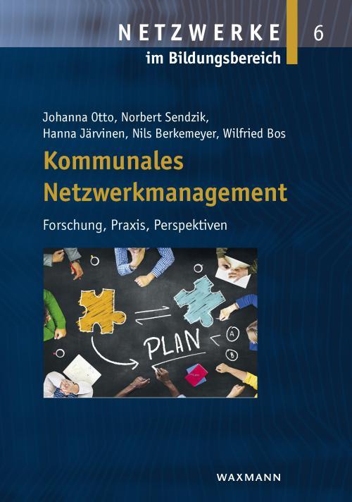 Kommunales Netzwerkmanagement cover