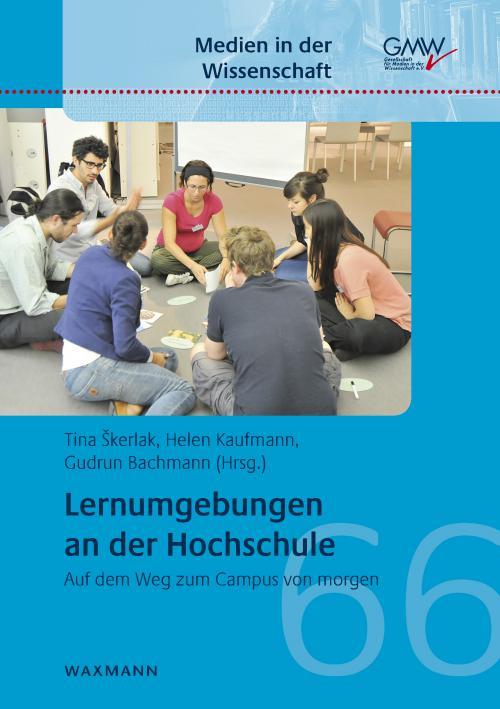 Lernumgebungen an der Hochschule cover