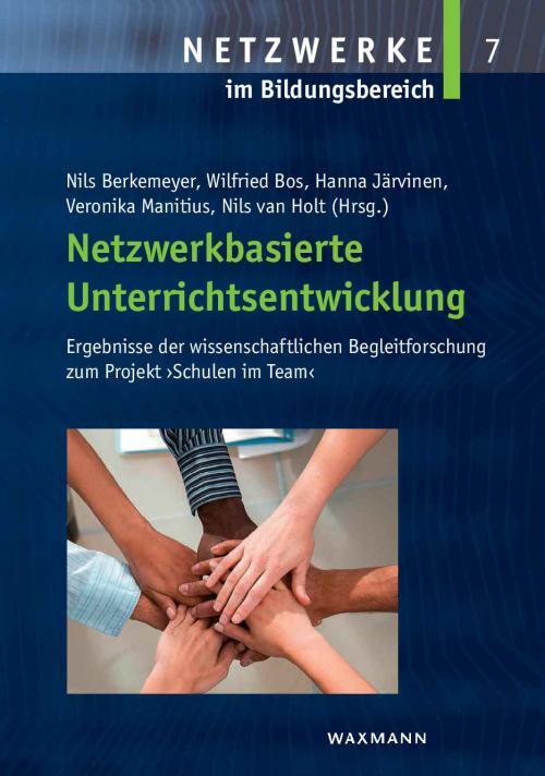 Netzwerkbasierte Unterrichtsentwicklung cover