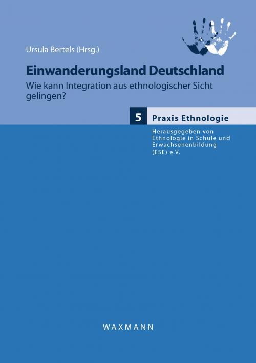 Einwanderungsland Deutschland cover