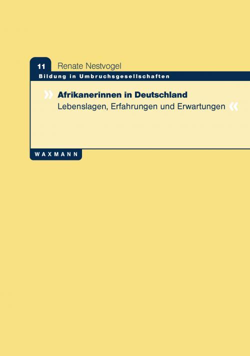 Afrikanerinnen in Deutschland cover