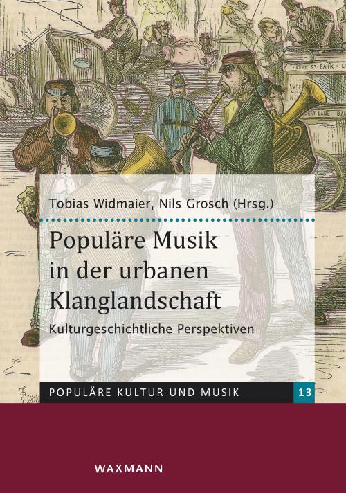 Populäre Musik in der urbanen Klanglandschaft cover