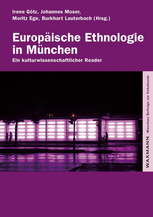 Europäische Ethnologie in München cover