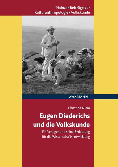 Eugen Diederichs und die Volkskunde cover