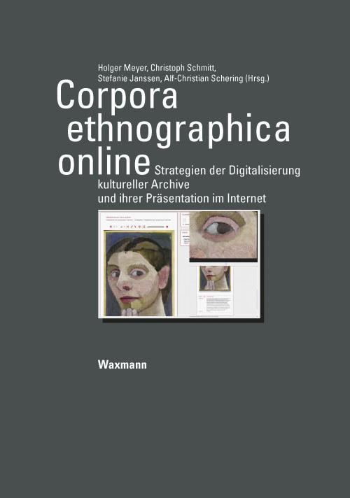 Corpora ethnographica online cover