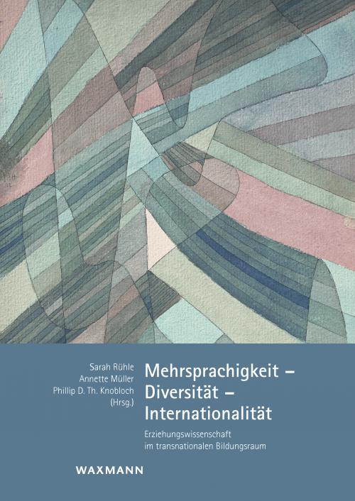 Mehrsprachigkeit – Diversität – Internationalität cover