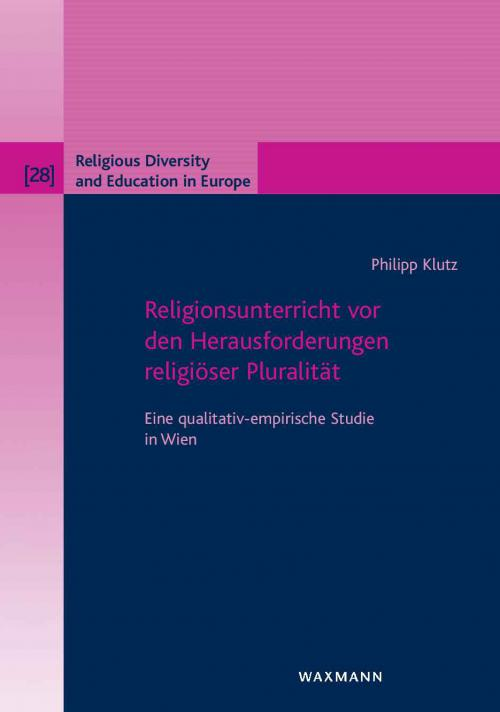Religionsunterricht vor den Herausforderungen religiöser Pluralität cover