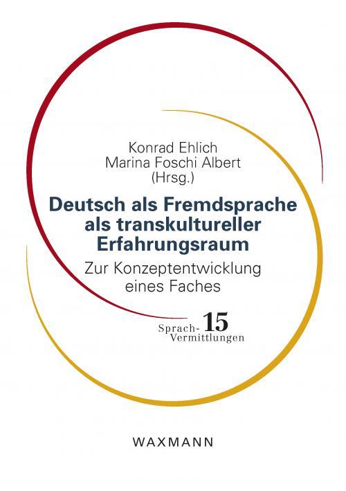Deutsch als Fremdsprache als transkultureller Erfahrungsraum cover