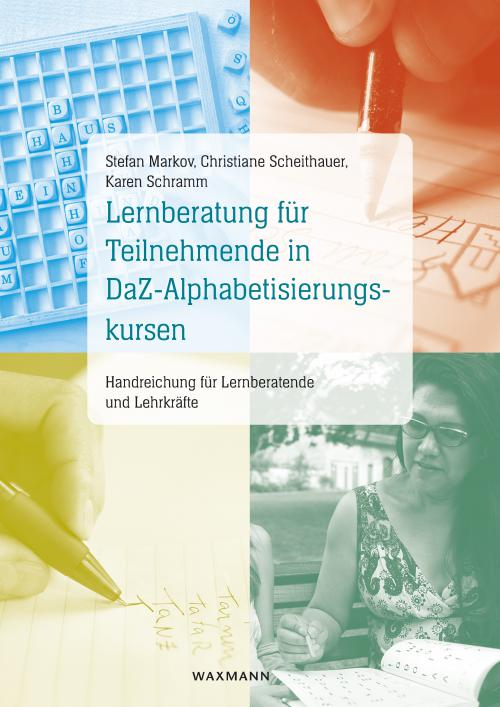 Lernberatung für Teilnehmende in DaZ-Alphabetisierungskursen cover