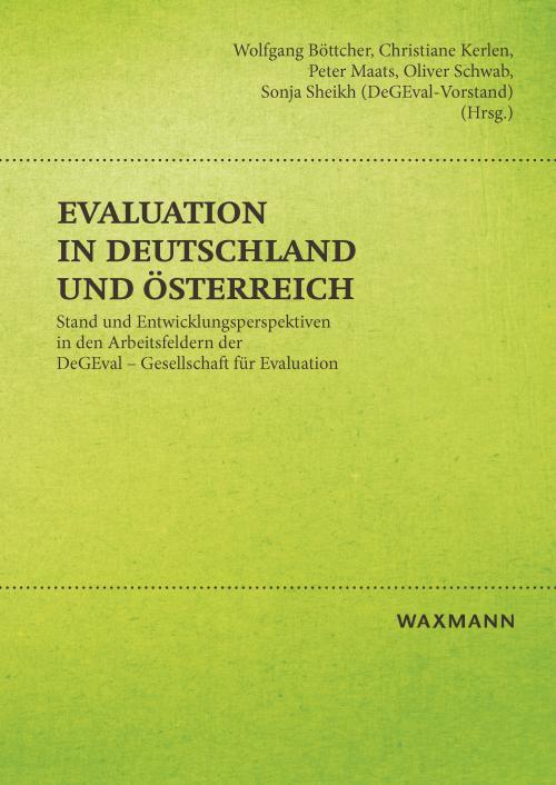Evaluation in Deutschland und Österreich cover