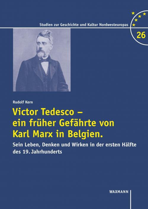 Victor Tedesco, ein früher Gefährte von Karl Marx in Belgien. cover