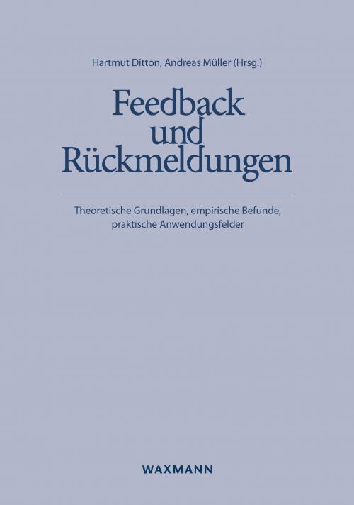 Feedback und Rückmeldungen cover