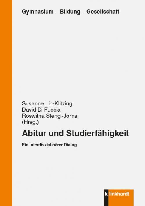 Abitur und Studierfähigkeit cover