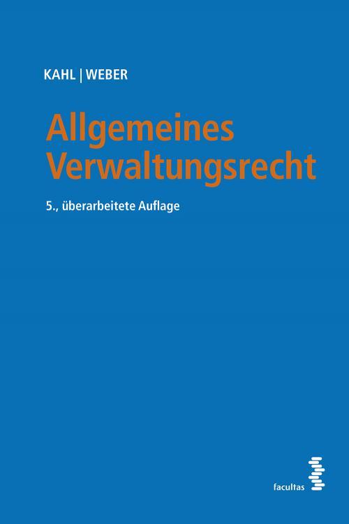 Allgemeines Verwaltungsrecht cover