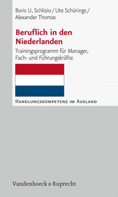 Beruflich in den Niederlanden cover