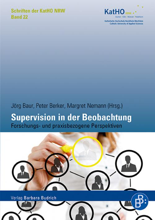 Beobachtungen der Supervision cover