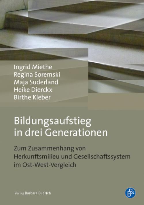 Bildungsaufstieg in drei Generationen cover