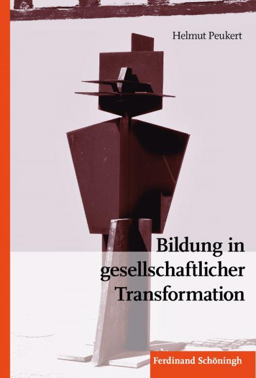Bildung in gesellschaftlicher Transformation cover
