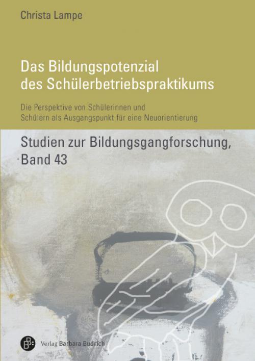Das Bildungspotenzial des Schülerbetriebspraktikums cover