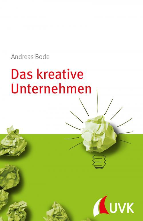 Das kreative Unternehmen cover