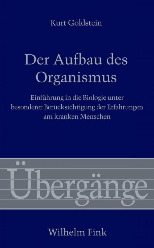 Der Aufbau des Organismus cover
