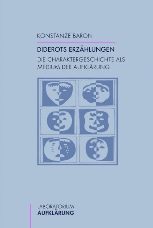 Diderots Erzählungen cover